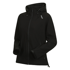 Bergans - Microlight Lady Jacket, black, Gr. L