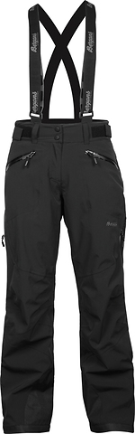 Bergans - Oppdal Insulated Lady Pant, black, Gr. L