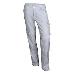 Bergans - Imingen ZipOff Lady Pants, aluminium, Gr. L
