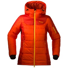 Bergans - Cecilie Insulated Lady Jacket, bright magma/magma, Gr. XS