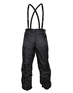 Bergans - Innerdalen Light Insulated Pant, black, Gr. XL