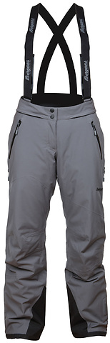 Bergans - Sirdal II Insulated Lady Pant, solid dark grey, Gr. M