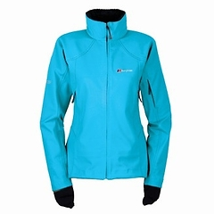 Berghaus - Samaphu Women Softshell Jacket, light spirit blue, Gr. 10