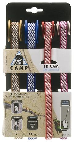 Camp - Tricam 4er Set Dyneema, Gr. 0,5 - 2,0