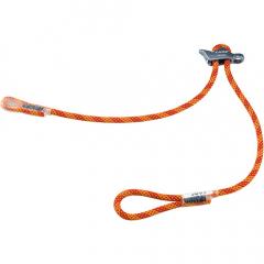 Camp -  Verstellbares Halteseil / Verbindungsmittel / Standpaltzschlinge Swing, orange/grau