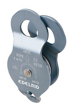 Edelrid - Einfachseilrolle Roll Single, titan