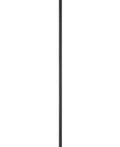 Edelrid - Reepschnur 3mm Multicord SP, black, Meterpreis