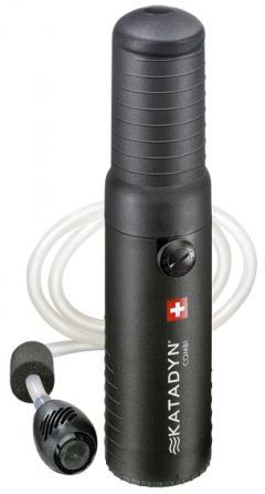 Katadyn - Wasserfilter Combi Microfilter, schwarz