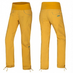 Ocun - Kletterhose Noya Pants Women, yellow/blue, Gr. XS