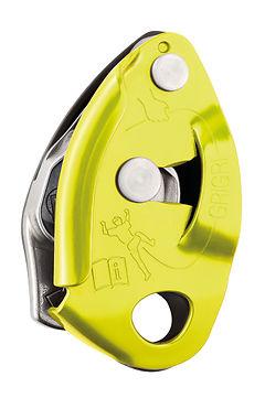 Petzl - Sicherungsgerät Grigri 2, gelb