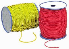 Relags - Zeltschnur Seil 4mm Polypropylen, rot, 1m