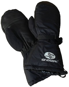 Sir Joseph - Expeditions-Handschuhe 8000 Down Mitts, black, Gr. S