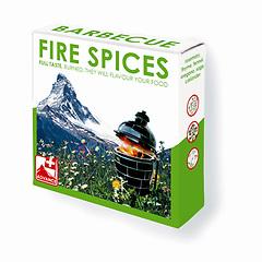 Swiss Advance - Grill-Kräutermischung Fire Spices, 50 g