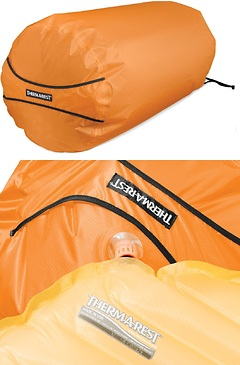 Therm-a-Rest - Zubehör Pumpsack NeoAir Pump Sack, daybreak orange