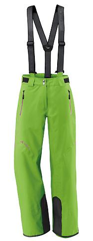 VauDe - Women Cheilon Stretch Pants II, grass, Gr. 36