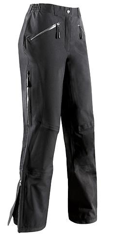 VauDe - Women Cheilon Stretch Pants, black, Gr. 36