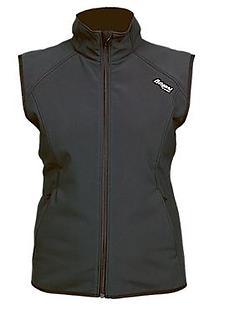 Bergans - Basic Softshell Lady Vest, black, Gr. L