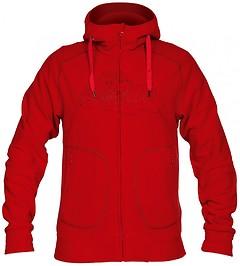 Bergans - Bryggen II Jacket, red/burgundy, Gr. L