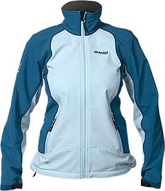 Bergans - Lyngen Lady Jacket, ice blue/blue, Gr. M