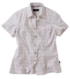 Berghaus -  Womens North Island Shirt, white, Gr. 10