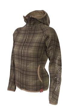 Chillaz - Chillaz Women Jacket, glencheck olive, Gr. 36