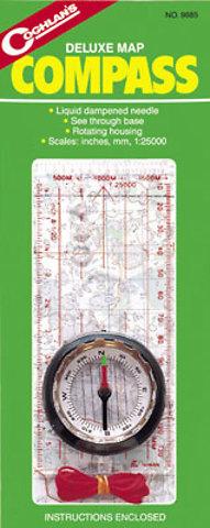 Coghlans - Kartenkompass Deluxe, gross
