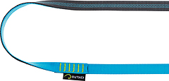 Edelrid - Rundschlinge Nylon Tubular Sling, slate/icemint, 120cm/16mm