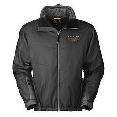 Mountain Hardwear - Women Compressor PL Jacket, grill, Gr. XS