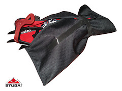 Stubai - Steigeisentasche Gearbag Velcro, black