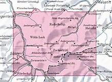 DAV Karte - 31/1 Stubaier Alpen - Hochstubai, 1:25000