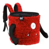8BPLUS - Boulderrucksack Bruno Maxi Edition Backpack, 35 L, red