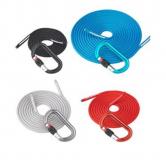 AustriAlpin - Dyna.MIT Set Color Code Reepschnur Set Dyneemakern & Ovalo, 8-tlg.