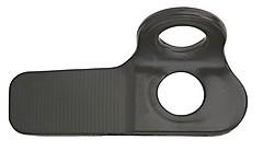 AustriAlpin - Felshaken Messerhaken, 35 mm, 1,8 mm, schwarz