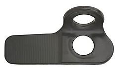 AustriAlpin - Felshaken Messerhaken, 35 mm, 2,8 mm, schwarz