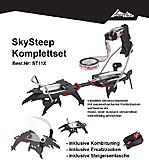 AustriAlpin - Steigeisenset SkySteep Komplett-Set, schwarz