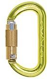 AustriAlpin - Ovalo 2-wege Autolock, gelb eloxiert