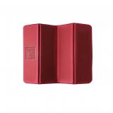 Basic Nature - Falt-Sitzkissen PE, 28 x 35 cm, rot
