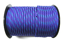 Beal - Aramide Kevlar Reepschnur, 5,5mm, 18 kN, lila/blau, Meterpreis