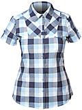 Bergans - Dalen Lady Shirt Short Sleeve, water checked, Gr. S