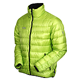 Bergans - Down Light Jacket, bright lime, Gr. XL