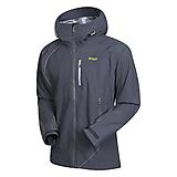 Bergans - Gaustatoppen Jacket, solid dark grey/aluminium/bright lime, Gr. L