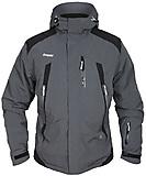 Bergans - Oppdal Insulated Jacket, solid dark grey/black/white, Gr. S