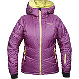 Bergans - Sauda Down Lady Jacket, light purple/sunny yellow, Gr. L