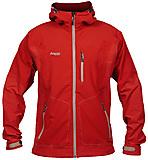 Bergans - Kjerag Softshell Jacket, burgundy, Gr. XXL