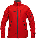 Bergans - Stamsund II Jacket, red/charcoal, Gr. S