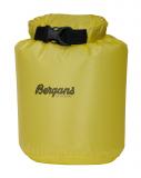 Bergans - Wasserdichter Aufbewahrungssack Dry Bag Ultra Light, yellow, 2,5L