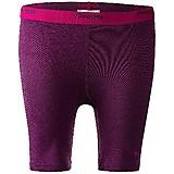 Bergans - Akeleie Lady Boxer, Hybrid Wool, plum/cerise, Gr. S