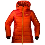 Bergans - Cecilie Insulated Lady Jacket, bright magma/magma, Gr. S