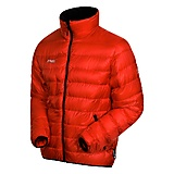 Bergans - Down Light Jacket, red, Gr. S