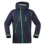 Bergans - Glittertind Jacket, navy/timothy green/bright cobalt, Gr. XL